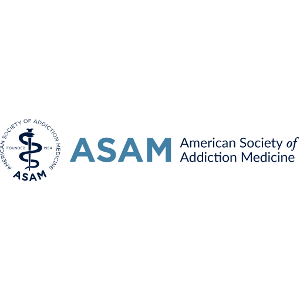 American Society of Addiction Medicine logo